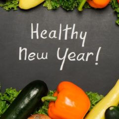 A Healthy New Year May Begin with Fresh Foods!